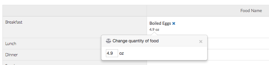 eggs in ounces