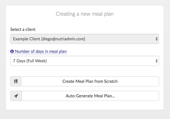 how to copy and paste foods and meals in meal plans to save time